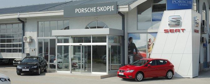 Порше Скопје