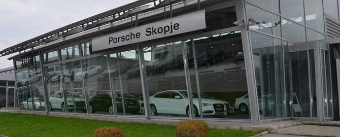 Porsche Skopje
